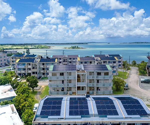 エネルギーの地産地消で2050年も豊かな生活を 宮古島が先駆ける持続可能な太陽光ソリューション