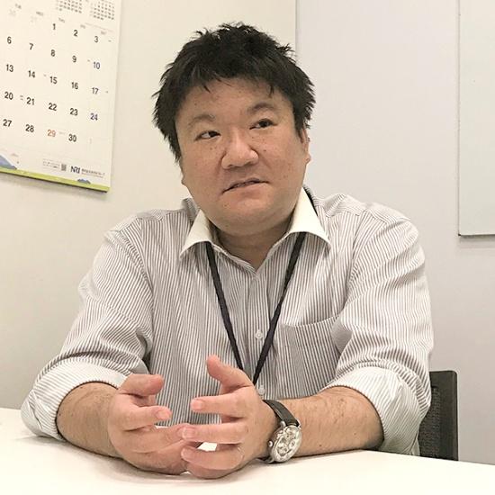 高田篤史(たかだ・あつし)氏