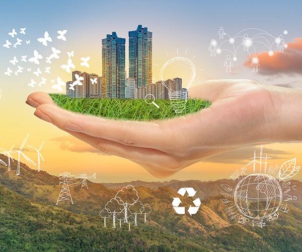 地域内での「循環」から「未来づくり」を始めよう ――環境省・森本英香 事務次官に聞く