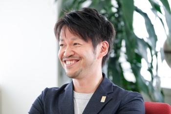 スペックホルダー代表取締役社長の大野泰敬氏(写真:小口正貴)