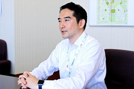 五十嵐立青(いがらし たつお)氏