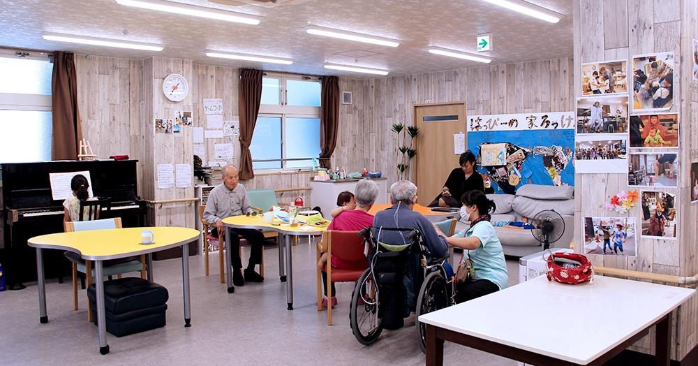 介護施設らしくない介護施設、「はっぴーの家ろっけん」が取り組む新・社会ビジネス