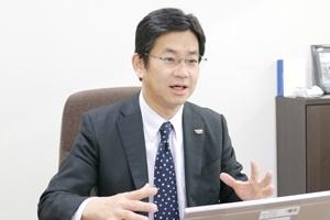 パナソニック アプライアンス社 スマートエネルギーシステム 事業部長 公門恒夫氏