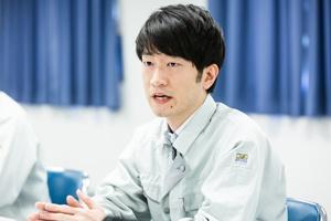 パナソニック エナジーデバイス事業部 商品技術第二部 ウエアラブル電池開発課 浅野 裕也氏