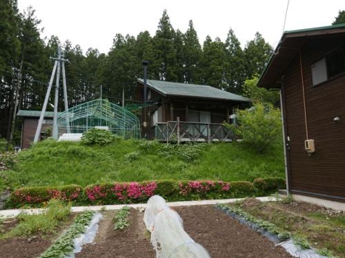 菜園のある暮らしのイメージ(写真:高山和良)