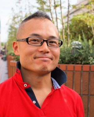 プラントデータ代表取締役CEOの北川寛人氏。東京大学農学部を卒業後、IT分野の企業や飲食店の経営などの仕事を経て同社CEOに就任した。