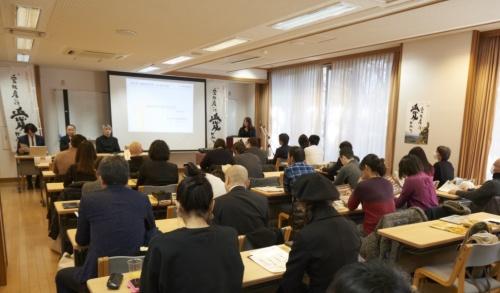 「えひめ みきゃんラボ シンポジウム」(主催:料理王国)では愛媛県の取り組みが紹介された(写真提供:料理王国(c)Takahiro Imashimizu)
