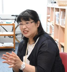 東京電機大学 プロジェクト研究准教授の徳永弘子氏