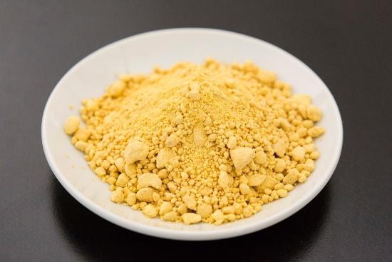キユーピーと樋口松之助商店が共同開発した卵麹(写真提供:キユーピー)