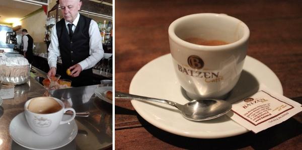 カフェ・ソスペーゾ(保留されたコーヒー)のイメージ(写真提供:奥本美香)