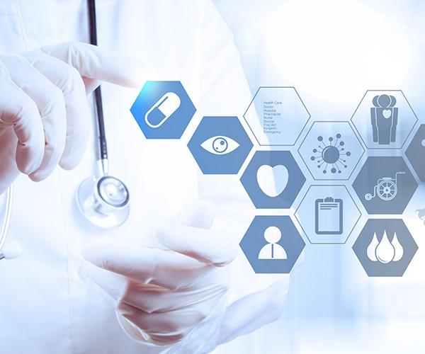 """ミライの健康社会が""""医療難民""""を打開、 デジタル技術で病院機能が社会に拡散(1)"""