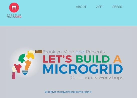 (図2)Brooklyn Microgridではマイクログリッドを構築するためのワークショップが頻繁に開かれている