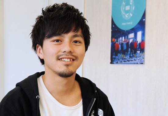 ウーオの万力悠人(まんりきゆうと)COO。広島県出身。新卒でクックパッドに入社し、食品飲料メーカーのマーケティングサポート業務に従事。その後Cookpad台湾、LINEを経て、2019年1月よりウーオに参画。