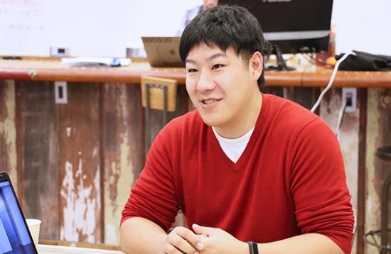代表取締役の羅さん(写真:鈴木 素子)