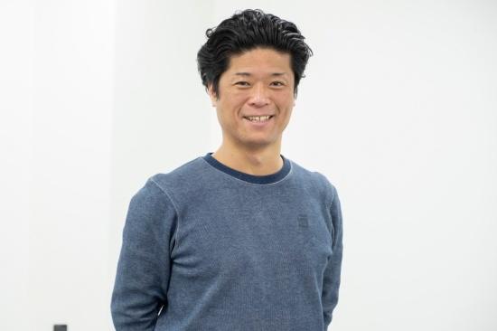 AMATELUS CEOの下城伸也氏(写真:小口正貴)