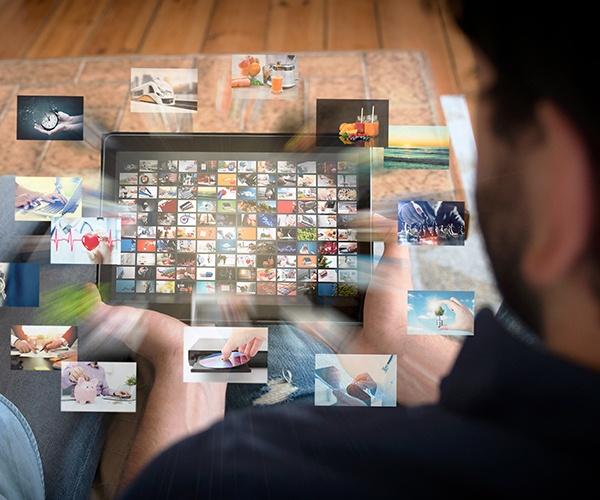 """自由視点映像を手元で切り替える新サービス 目標は5G時代を見据えた""""VOD 2.0"""""""