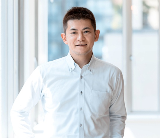 TRUSTDOCKの代表取締役・千葉孝浩氏
