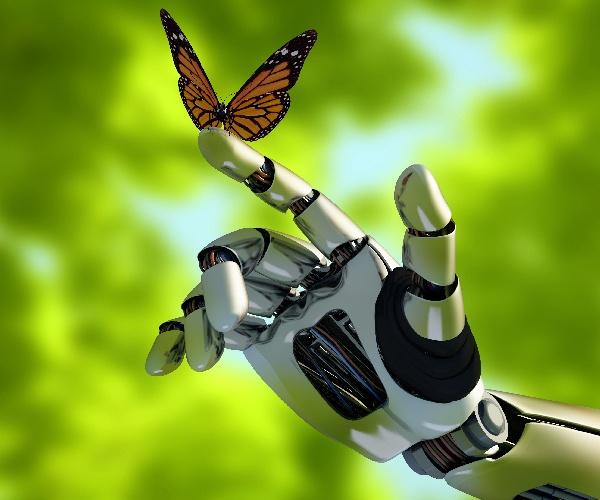 ロボットが子孫を残すようにコピーを作っていく 自己増殖型ロボットの可能性