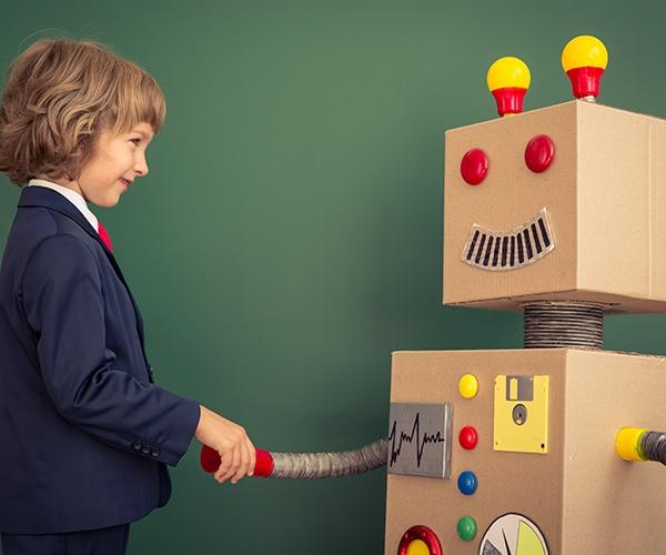 「エンラージ」と「エンリッチ」 もっと人に寄り添うロボット活用の新たなアプローチ