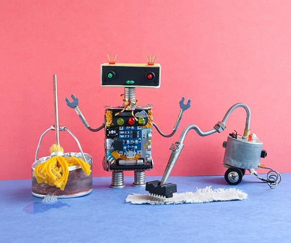 清掃だけでなく片付けも? 未来の掃除ロボットはどこまで進歩するか