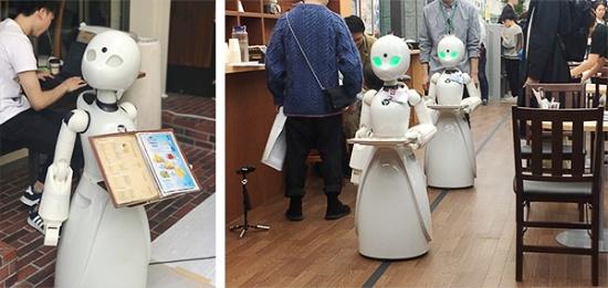 (写真6)「分身ロボットカフェDAWN Ver.β」の実施イメージ(カフェ・カンパニーのプレスリリースより引用)