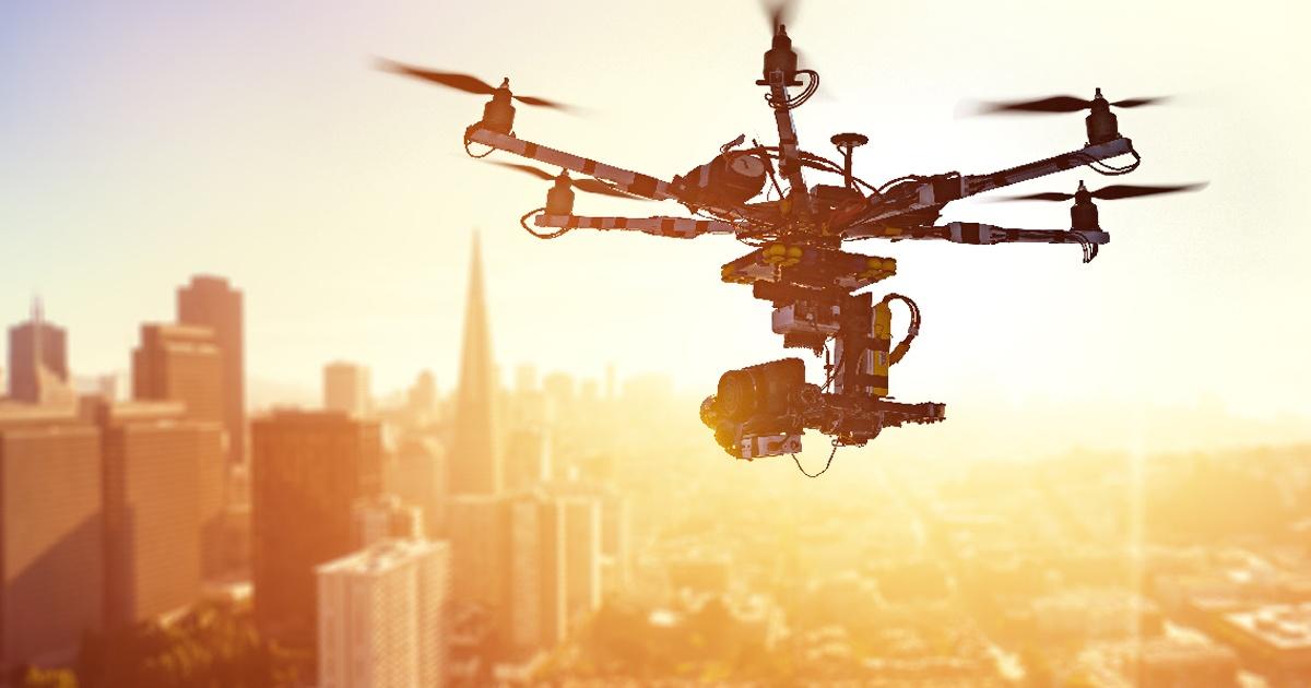 レベル4でのドローン活用を実現可能に 準備を進めるモバイル通信キャリア