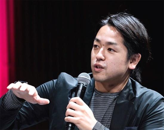 池田憲士郎・VOREAS代表取締役社長(写真提供:VOREAS)