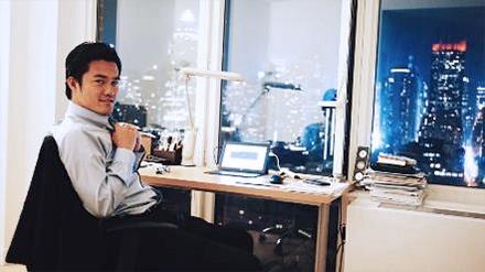 VOREASに採用されアクティベーション企画マネージャーとして活躍する増井稔樹氏(写真提供:増井氏)