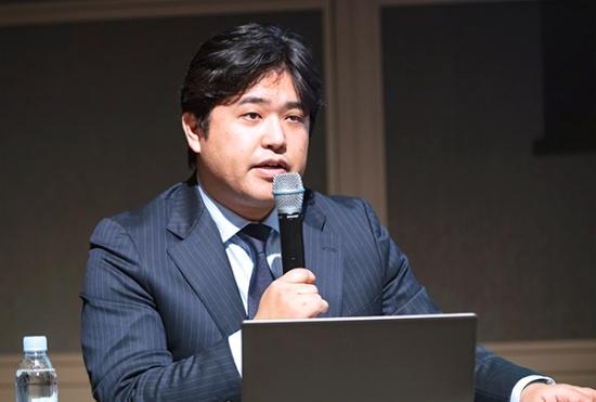 PwCあらた有限責任監査法人の大久保穣氏(写真提供:PwCあらた)