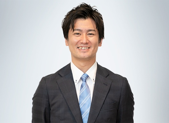 H.R.I取締役の小國真氏。「Football Assist」にも立ち上げから関わっている。