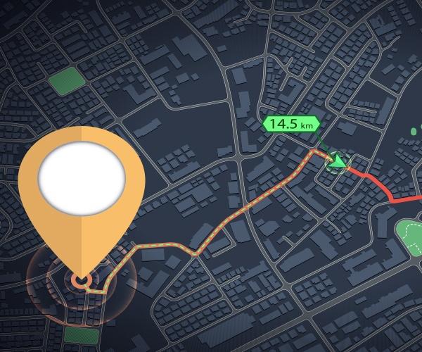 コロナ禍で楽しむランナー急増中 走った軌跡で地図上に描く「GPSアート」が面白い!