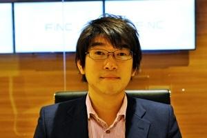 FiNC 取締役CTOの南野充則氏