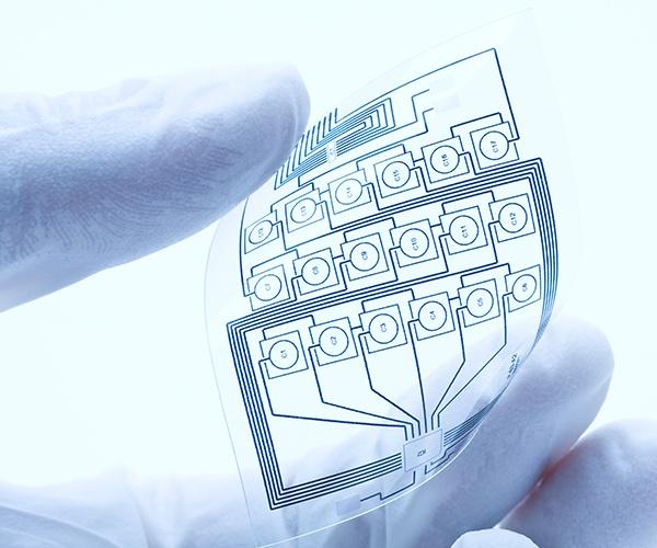 """人体とエレクトロニクスの架け橋、  """"電子皮膚""""が可能性を拓く(後編)"""