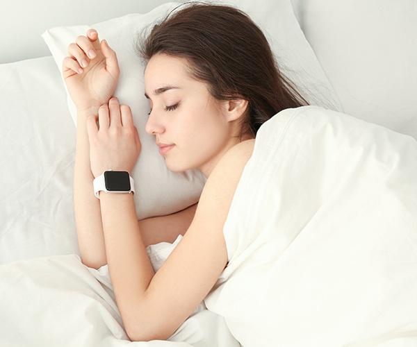 睡眠負債を テクノロジーで帳消しに