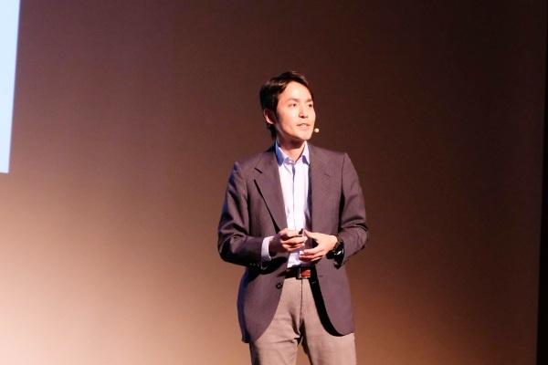 ジーケア 代表取締役の堀田伸勝氏