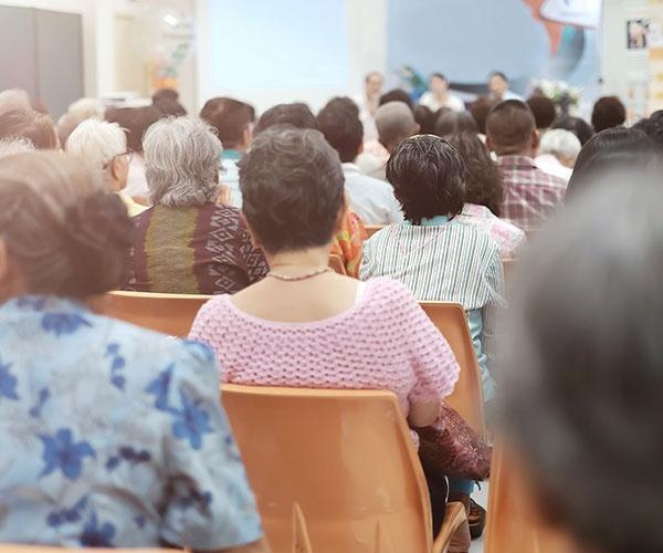 日常的な社会参加が健康寿命を延ばす、ブースターはSIB
