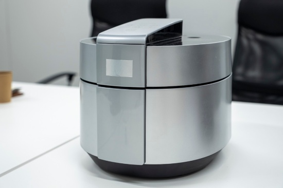 デリソフターの試作機(写真:小口正貴)