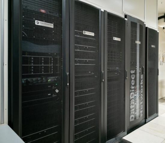 スパコンのSHIROKANEにはGPU環境の強化としてNVIDIA DGX A100サーバーも導入された(出所:NVIDIA)