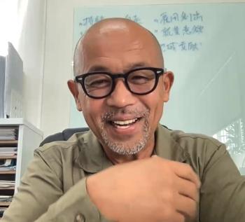 ドリームゲート代表取締役の村上勇氏(出所:オンライン取材のスクリーンショット)