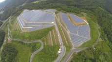 佐用・IDEC申山太陽光発電所