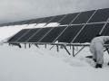 北陸特有の強烈な「冬季雷」が直撃!? 富山市八尾のメガソーラー
