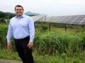 発電事業者が町に公園を寄贈、地域から信頼される鳥取大山のメガソーラー