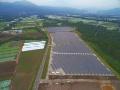 国内初の「募集プロセス」で隣地に新設、群馬県昭和村のメガソーラー