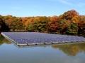 「ヌートリアがかじって短絡」、「池の修繕中の発電は可能?」、加東市の水上太陽光