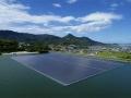太陽HDが水上型で「100%太陽光」達成、アップル向けから国内全事業に拡大