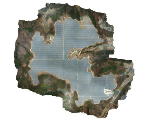 図9●リゾート開発跡地を利用した「エリアA」