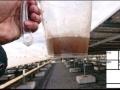 悩みの「鉄粉」をスッキリ除去、岡山の工業地帯のミドルソーラー