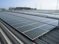 高砂市のガラス工場に屋根上「特高メガソーラー」、稼働8年の運用状況