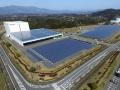 FIT前から稼働する屋根上太陽光、岡山・勝央町で8年間の実績
