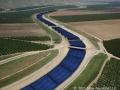 太陽光パネルで用水路を覆う「ソーラーカナル」構想、全長で13GW